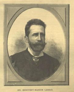 Laszlo Count Szogyeny