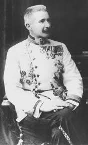 The Austro-Hungarian Ambassador to Serbia Baron von Giesl