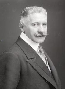 Baron Wladimir Giesl
