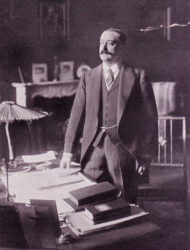 Frigyes Count Szapary