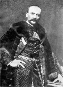Count Tisza