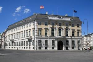 The Ballhausplatz, Vienna