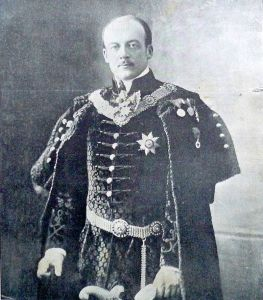 Leopold Count Berchtold
